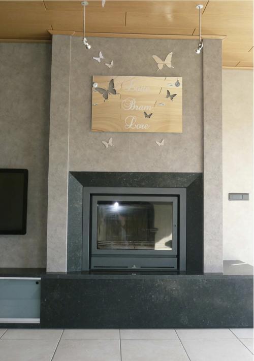 Voorbeelden huis en inrichting - Decoratieve spiegel plakken ...